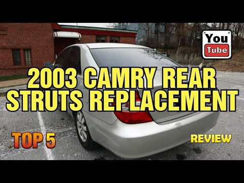Download Rear struts replacement,  (2003 camry)