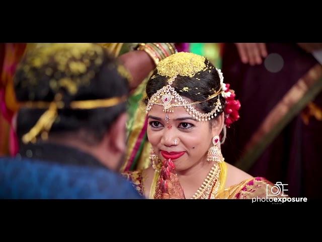 Goutham Weds Harivanditha Wedding Teaser 24-08-2018 | Photo Exposure #Photoexposure