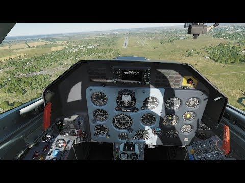 Trying OpenTrack with ArUco marker in DCS World
