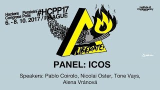 PANEL: ICOS | HCPP17
