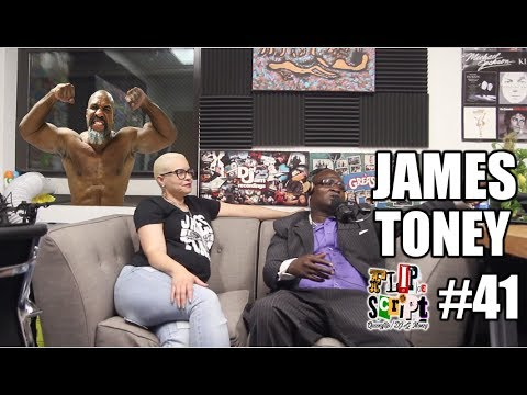 F.D.S #41 - 14X CHAMPION JAMES TONEY VS SHANNON BRIGGS LIVE PHONE CALL (JAMES FLIPS OUT)