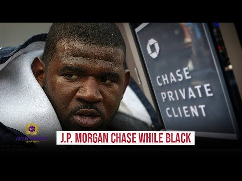 JP Morgan Chase Bankers Caught On Secret Recordings Admitting To Discrimination Of Fmr NFL Player