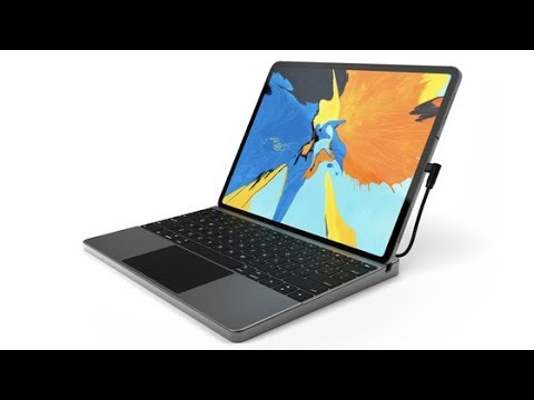 The DoBox Pro (sort of) transforms your iPad Pro into a laptop