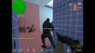 Counter Strike 1.6 Gameplay: FY Poolday