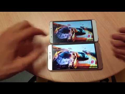 Letv x820 vs Letv x600 speed test Snapdragon 820 vs Helio x10/gaming/Adreno vs PowerVR GPU