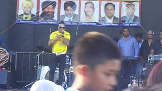 Jazzy B live in Edmonton August 9 2014
