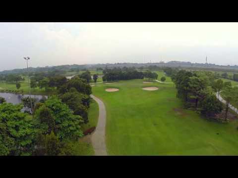 4 Buddies Golfing in Kranji