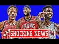 COUSINS LEAVING NEW ORLEANS! DEROZAN GETTING TRADED! SUNS TAKING DONCIC #1! | NBA NEWS