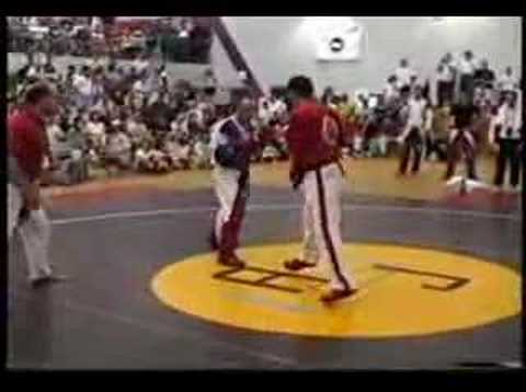ISJA Sport Jujitsu Full Contact Circuit