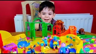 Playing with Toys Nursery Rhymes For Kids