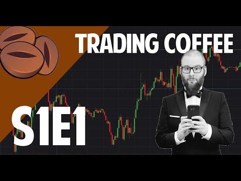 Trading Coffee Series - Season 01 Episode 01 - £120 Unrealised Profit