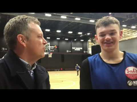 ONE-ON-ONE: Ethan Mitchell