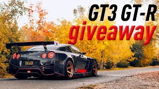 1 of 1 GT3 GT-R Giveaway