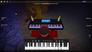 Chikatto Chika Chika - Kaguya-sama: Love is War by: Setsu Fukushima on a ROBLOX piano.