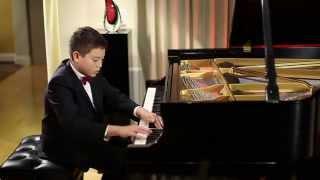 Ryan Plays Gershwin's Three Preludes