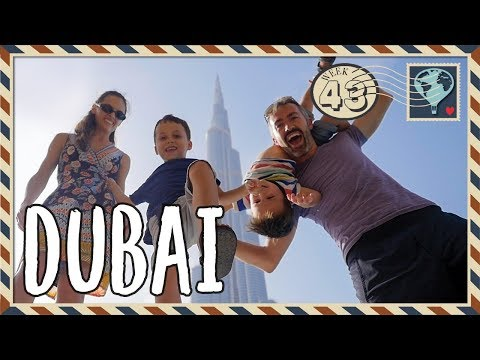 Dubai 🇦🇪 WEEK 43. ❄️ SKIING in the desert 🌵 And 100 other crazy things!