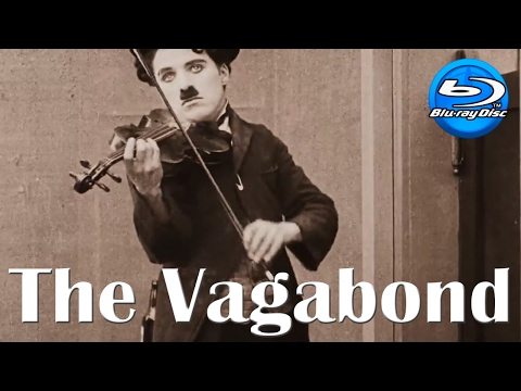 Charlie Chaplin In The Vagabond (1916) Full Movie [BluRay 1080p]