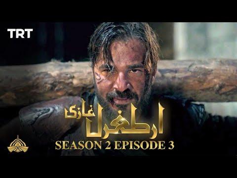 Ertugrul Ghazi Urdu   Episode 3  Season 2