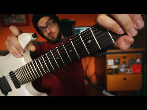 Korn - The Hating (Lead Guitar Cover by Marcell Roncsák)