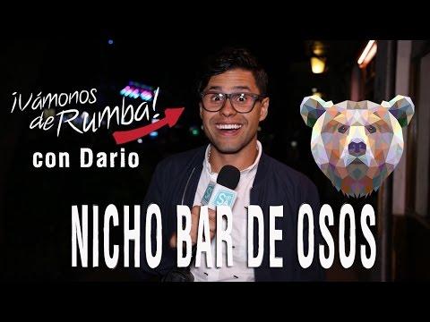 Fiesta de Osos en BearMex Nicho Bar | Soy Dario | Vámonos De Rumba