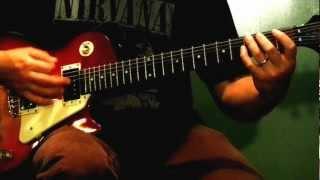 How to Play Alt-J (∆) Breezeblocks- Guitar Tutorial
