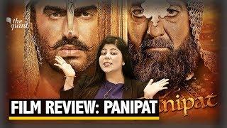 Panipat Movie Review | Rj Stutee Review Arjun Kapoor & Sanjay Dutt's Latest| The Quint