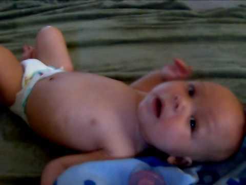 Sydney Jade Ogle 4 months old