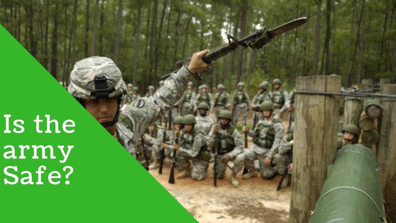 Army safe site