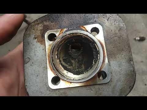 How to fix head gasket J-B Weld.                                  Do it yourself  Jb weld Diy repair