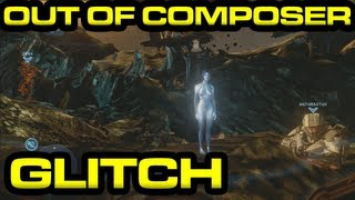 Halo 4 - Out of Composer GLITCH