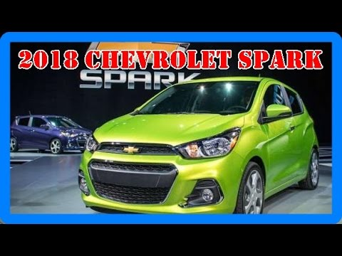 Chevrolet spark 2018 red interior