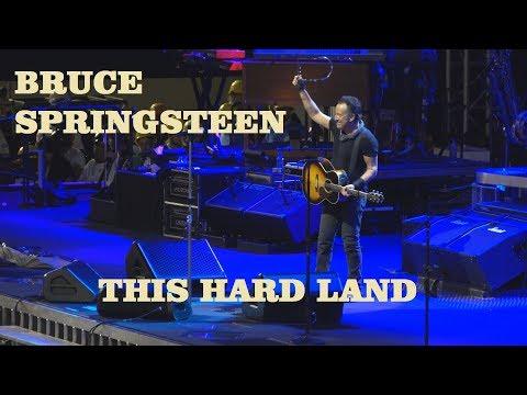 bruce-springsteen---this-hard-land-**live-göteborg-june-27,-2016-pro-audiomix**-(hd-4k-footage)