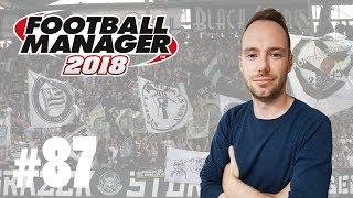 Let's Play Football Manager 2018 #87 - Standard Lüttich in der Euro League!