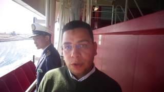 خيرى العطار مدير مكتب الشرق الاوسط يعبر عن فخره بقناة السويس الجديدة وبالسيسي