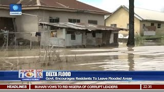 Govt. Encourages Residents To Leave Flooded Areas 18/09/18 Pt.3 |News@10|