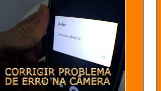 #1 Faça Você mesmo: COMO Resolver problema de Erro na Câmera do Android