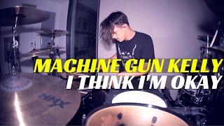 Machine Gun Kelly, Yungblud & Travis Barker - I Think I'm OKAY | Matt McGuire Drum Cover