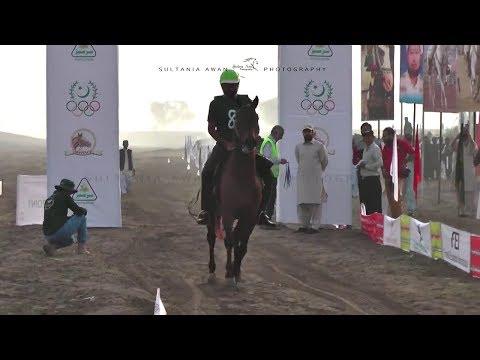 Endurance Race and prize distribution ceremony held at Darbar Hazrat Sultan Bahoo R.A