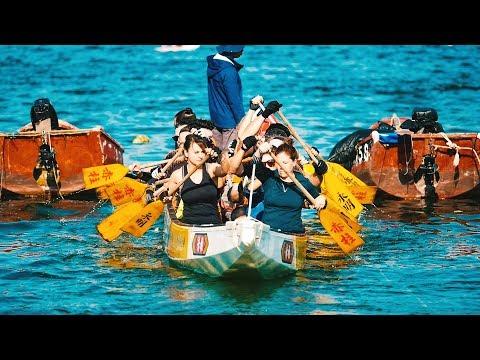 Pływające smoki - wyścig smoczych łodzi!