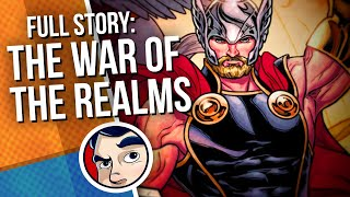 War of the Realms (Thor, Loki, Spider-Man, Venom) - Full Story | Comicstorian