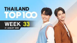 เพลงฮิตติดชาร์ต Thailand Top 100 By JOOX | ประจำวันที่ 21 สิงหาคม 2020