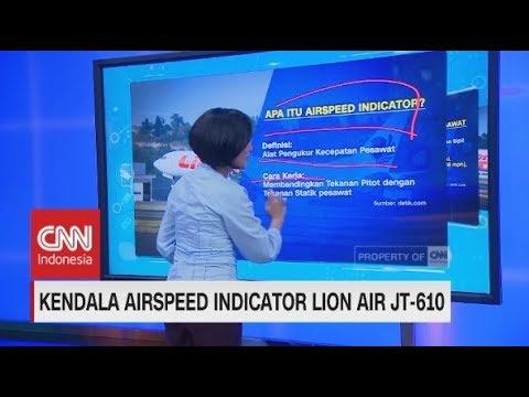 Kendala Airspeed Indicator Lion Air JT-610 Mp3
