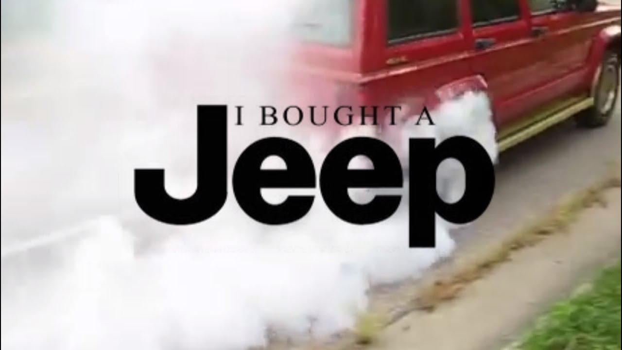 I bought a Jeep parody - YouTube