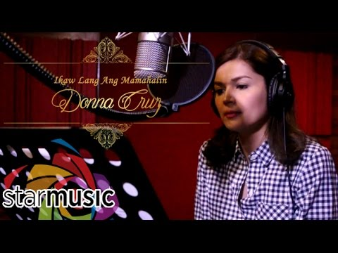 Ikaw lang at ako lyrics by donna cruz
