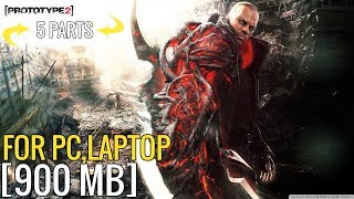Prototype 2 Highly Compressed Download For Pc | Full Version Game