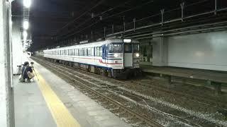115系N37編成OM出場回送長岡駅発車