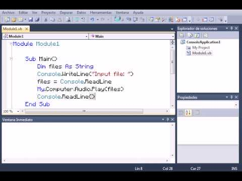 how to use visual basic 2010 express