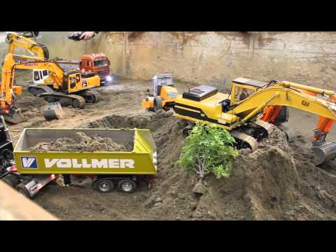 RC construction vehicles RC trucks RC excavators RC tractors from YouTube · Duration:  8 minutes 54 seconds