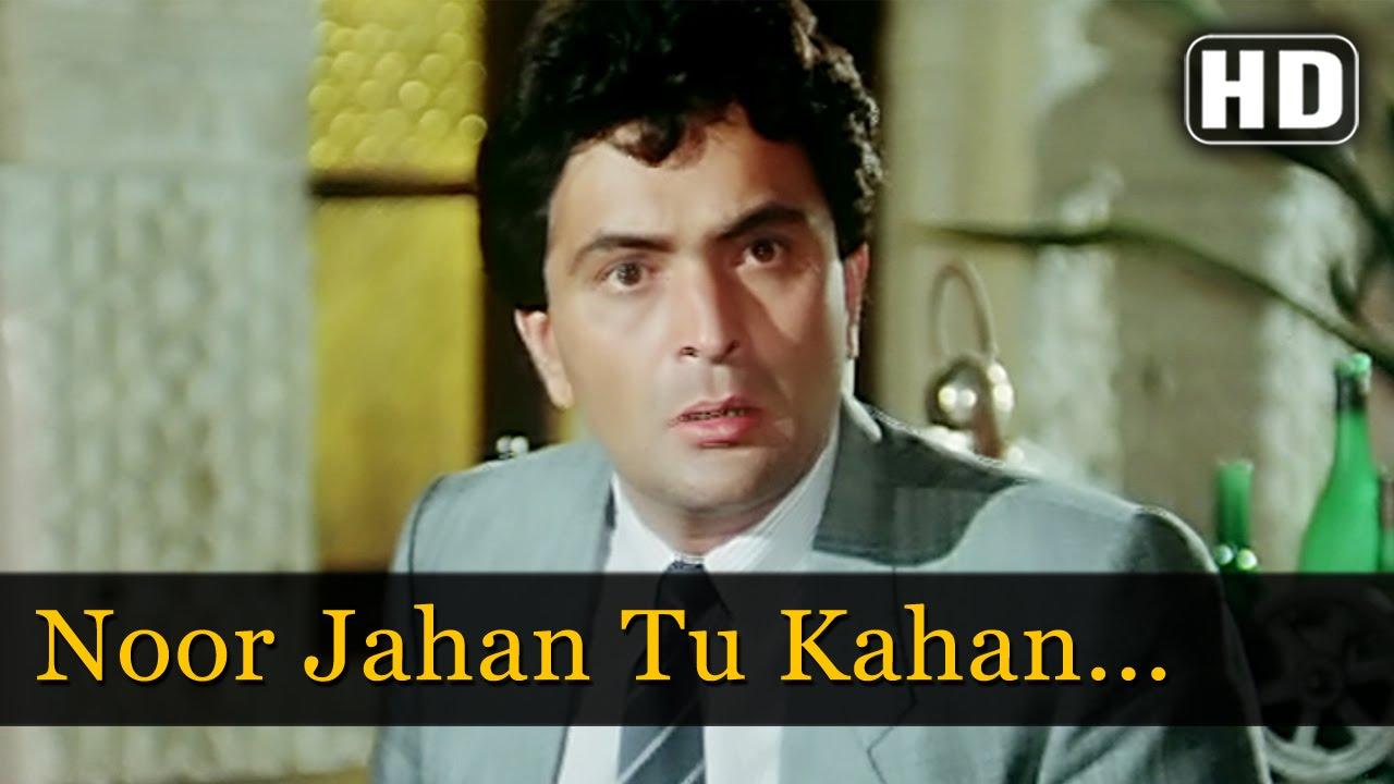 Download Noor Jahan Tu Kahan - Govinda - Jaya Prada - Item Song - Ghar Ghar Ki Kahani - Bollywood Songs