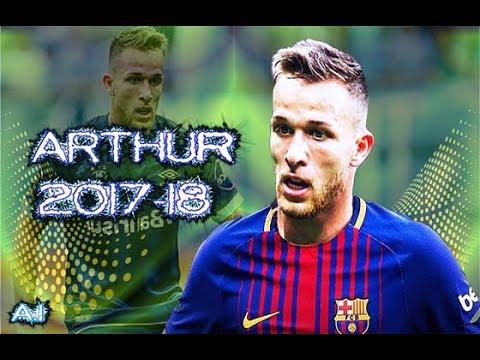 ARTHUR - Welcome to Barcelona? - Sublime Skills, Tackles & Passes - 2017 (HD)